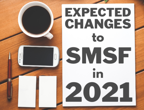 Expected Changes to SMSF in 2021